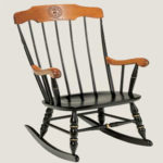 NC State Retirement Rocking Chair