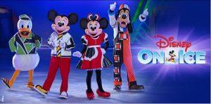 Disney on Ice Graphic